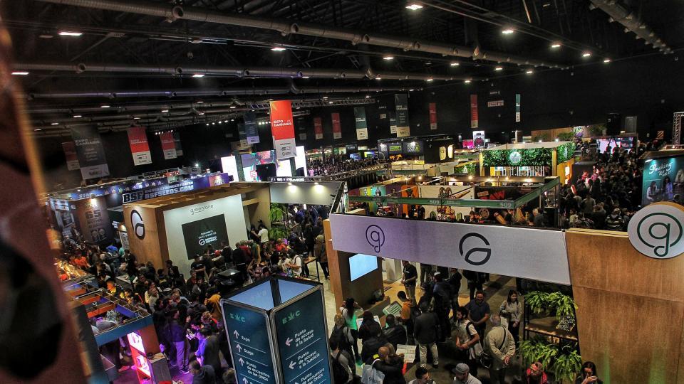 El segundo día de Expo Cannabis