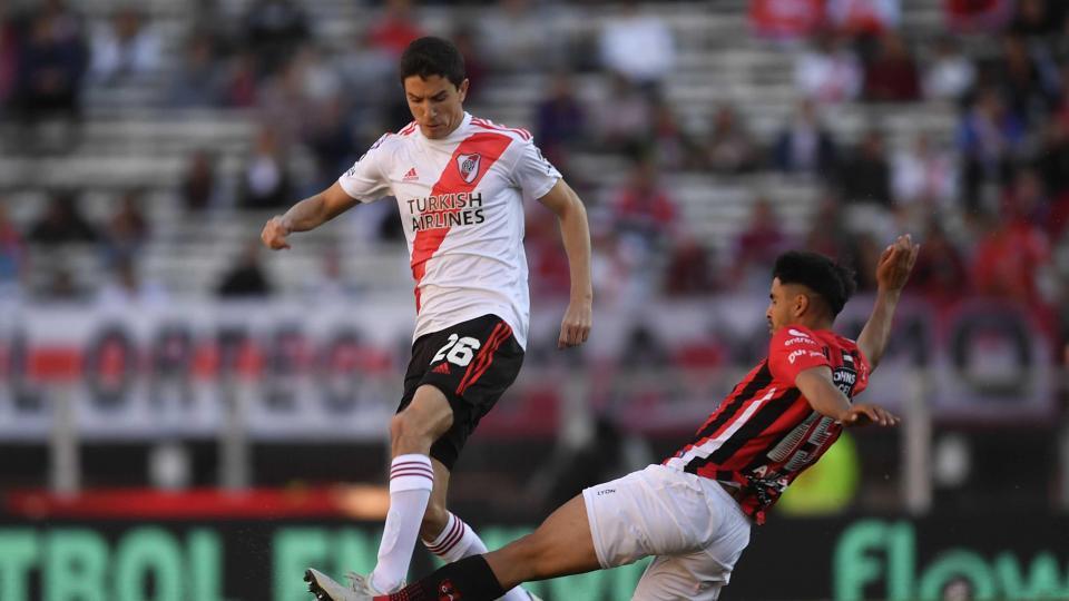 River también apunta a la Superliga: sólido triunfo ante Patronato