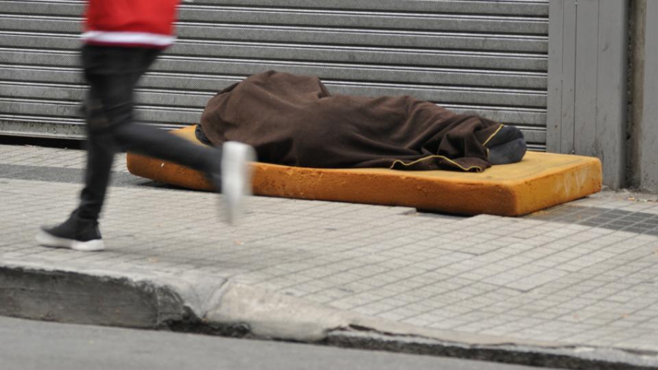 El gobierno del hambre y desolación