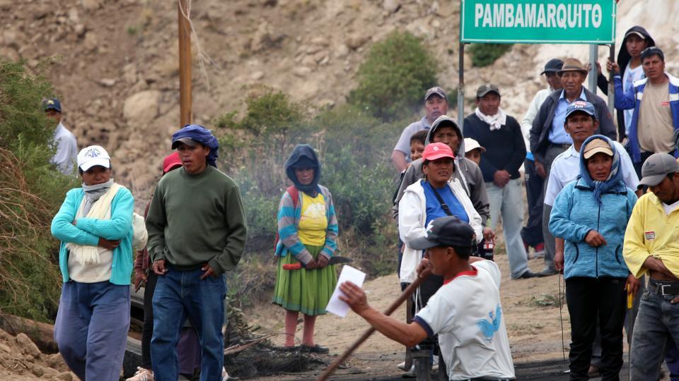 Crisis en Ecuador: de protestas y privilegios