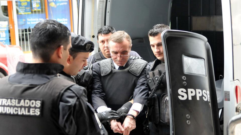 Ordenaron la detención del ex jefe de la Policía de Santa Fe