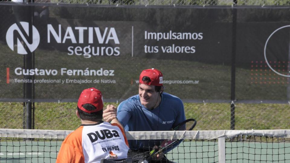"""Gustavo Fernández: """"De acá al final de mi carrera, quiero ganar todo"""""""