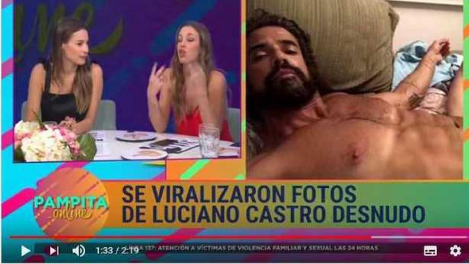 Luciano Castro y la dictadura del pene