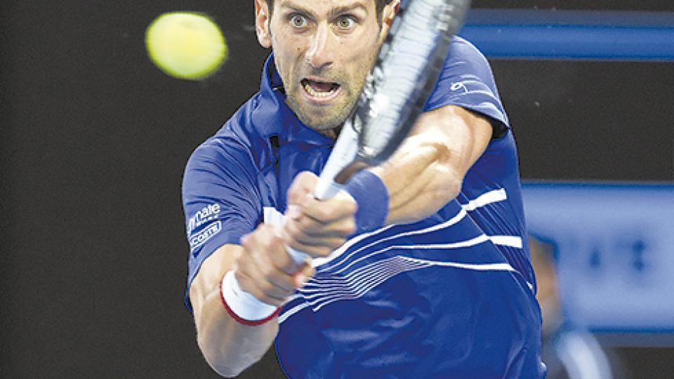 Djokovic perdió en Shanghai y ya no será número uno