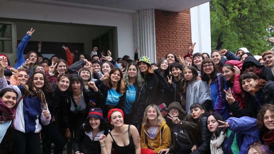 Las Sub 16 en el Encuentro de La Plata