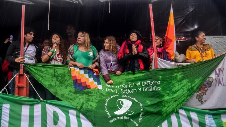 Los debates del 34 Encuentro en La Plata