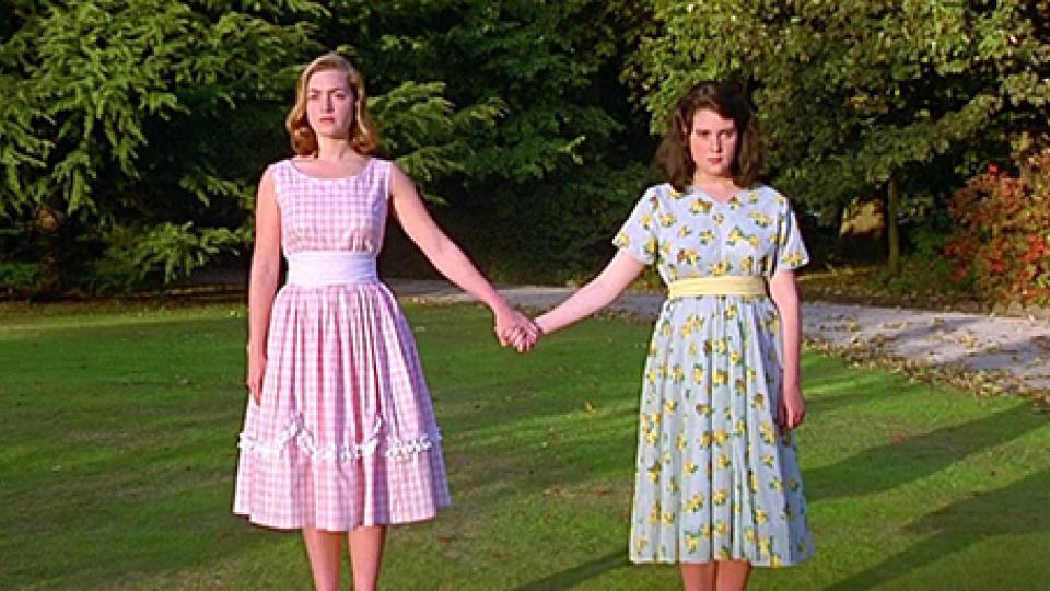 Cuando Kate Winslet y Melanie Lynskey fueron dos niñas lesbianas