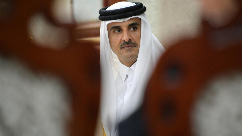 El emir Tamim bin Hamad Al Thani se encuentra en la mira de la FIFA.