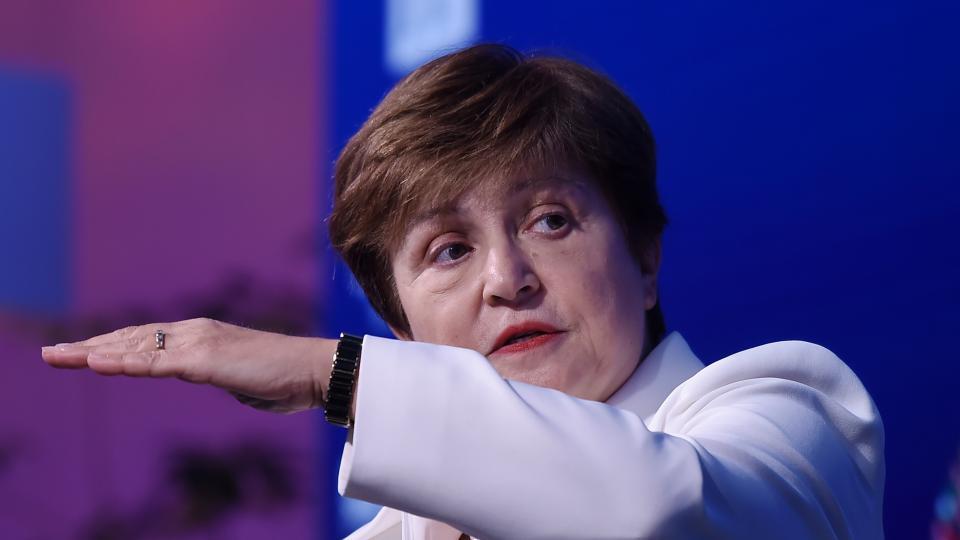 Kristalina quiere ver el plan del próximo gobierno antes de negociar