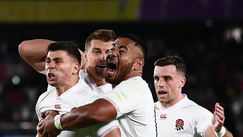 Mundial de Rugby: Inglaterra dio el golpe y derrotó a los All Blaks