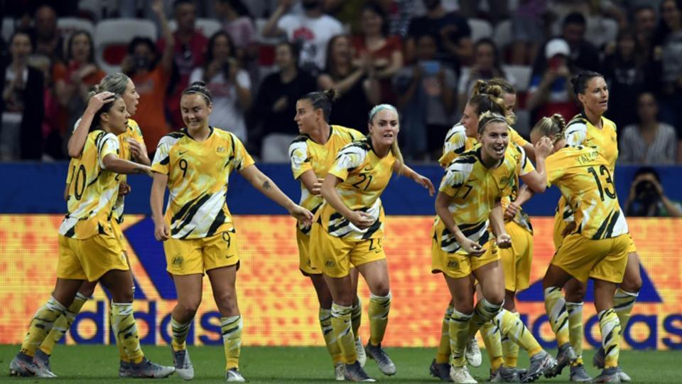 Fútbol femenino: acuerdo histórico en Australia