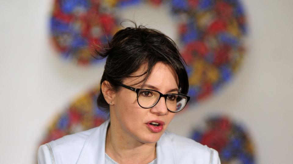 """Gisela Marziotta: """"Faltan mujeres y sus voces en los medios"""""""