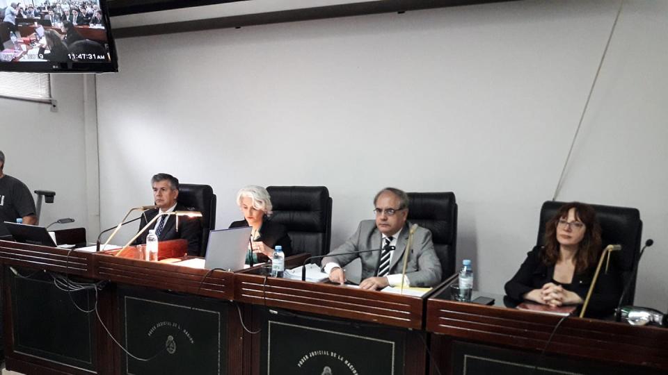 Terrorismo de Estado: denuncian dilaciones en el juicio Vesubio III