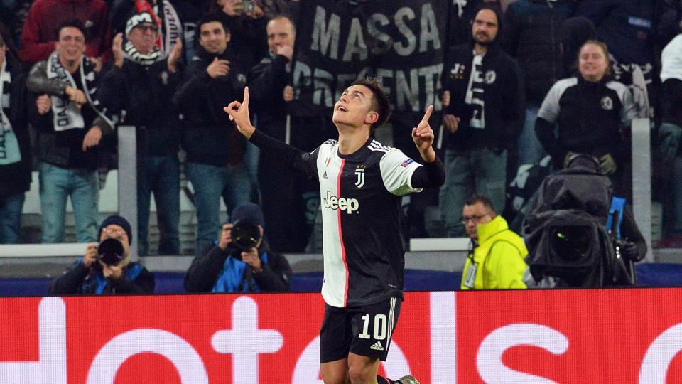 Dybala marcó un golazo para el triunfo de Juventus ...  | Página12