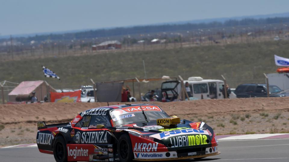 Ardusso marcó la pole en la definición del TC
