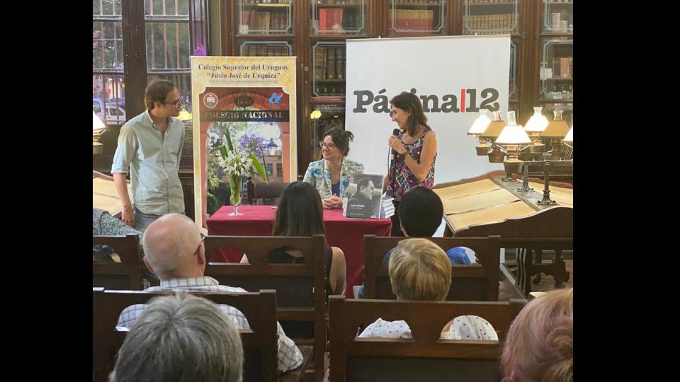 """""""El primer gobierno feminista fue el de Perón"""""""