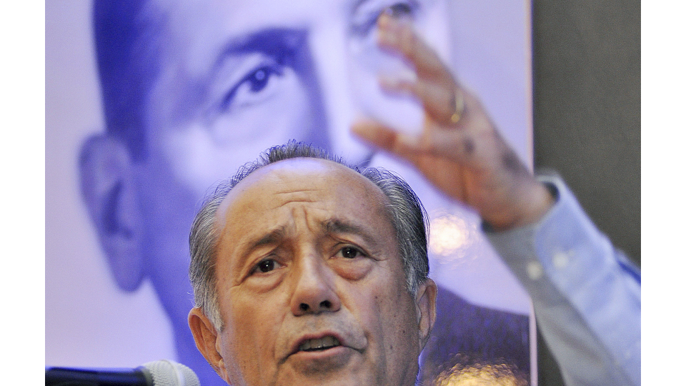 Adolfo Rodríguez Saá se sumó al Frente de Todos