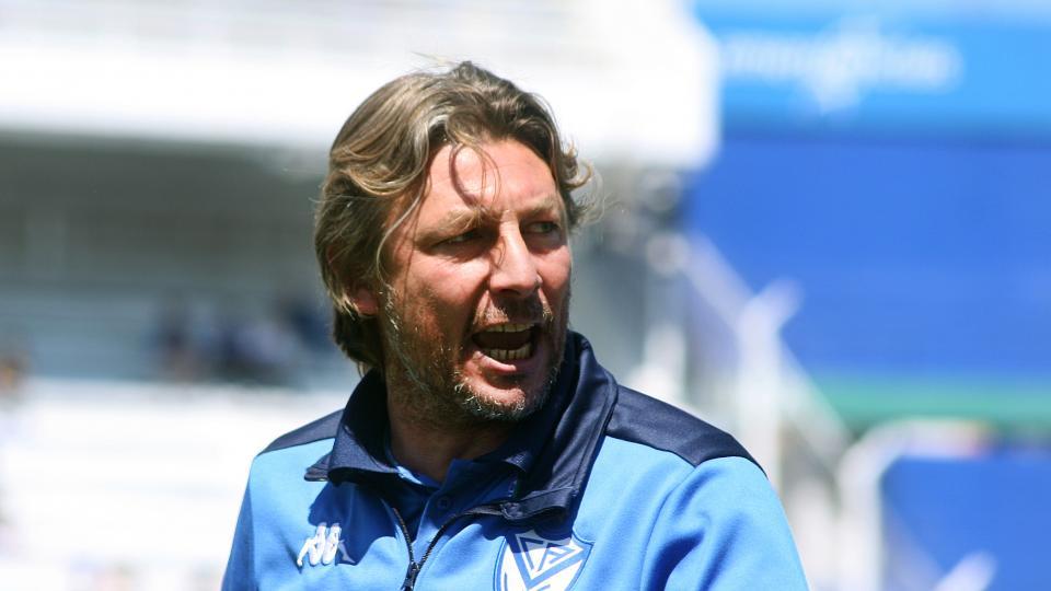 Heinze condicionó su continuidad al frente de Vélez Sarsfield