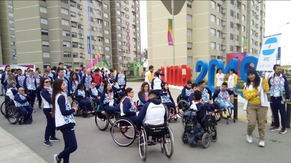 La última descriminación del año para el deporte paralímpico