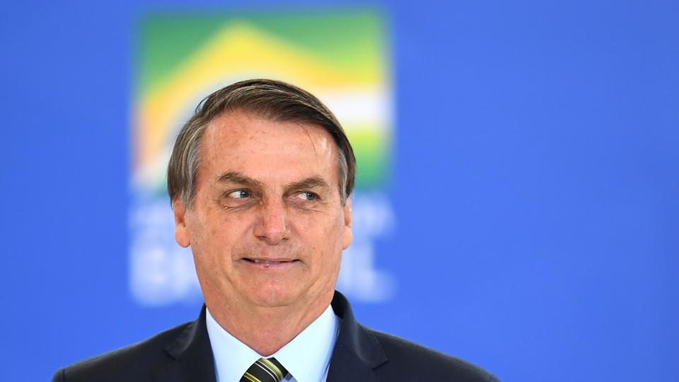 Bolsonaro contra la lista de invitados de Alberto F...  | Página12
