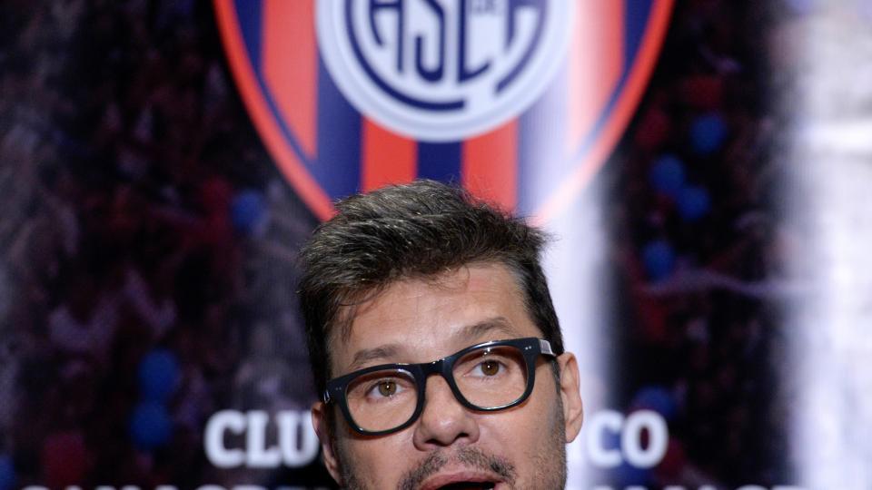 Elecciones en San Lorenzo: Tinelli va por la presidencia