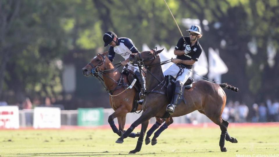 Abierto Argentino de Polo: la gran final entre La Dolfina y Ellerstina