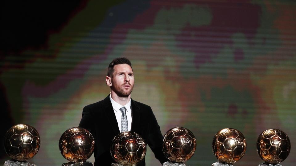 Messi, el deportista mejor pago del mundo en 2019