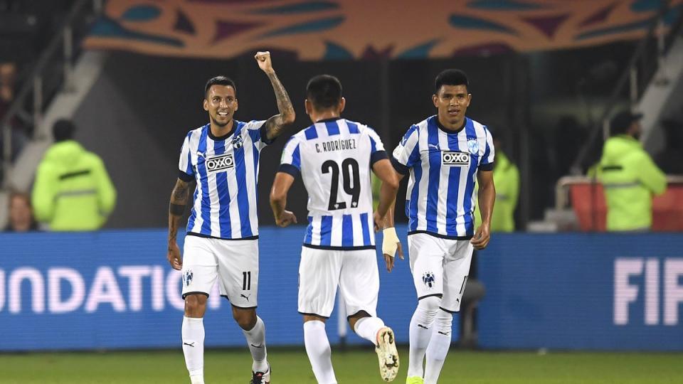 Mundial de Clubes: El Monterrey de Mohamed alcanzó las semifinales