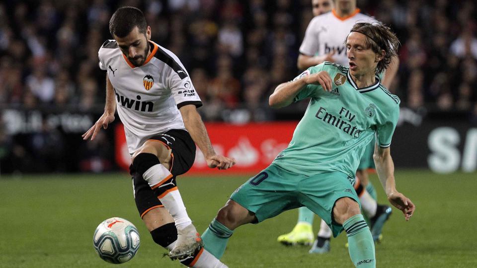 El Real Madrid empató de manera agónica | Rescató u...  | Página12