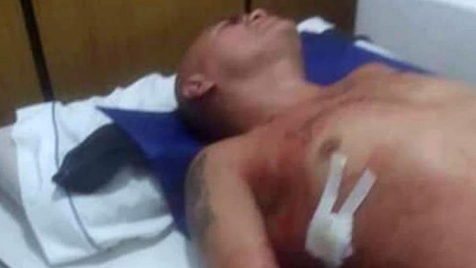 "Apuñalaron al boxeador Rodrigo""La Hiena"" Barrios en Córdoba"