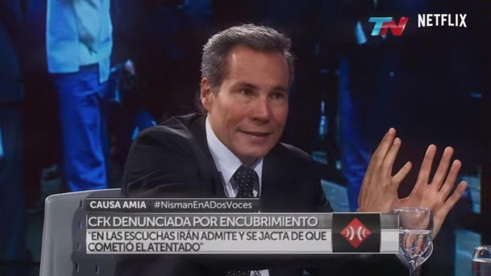 Cómo es la miniserie de Netflix sobre Nisman | Subi... | Página12