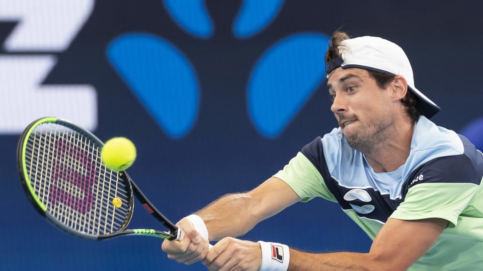 Copa ATP de tenis: Argentina venció a Polonia 2-1 en el debut