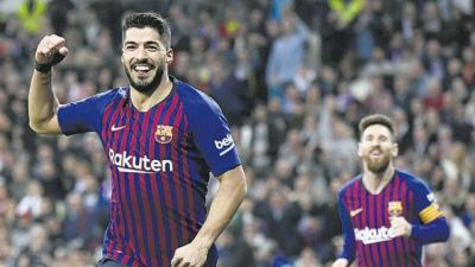 Malas noticias para el Barcelona: Suárez estará cuatro meses sin jugar