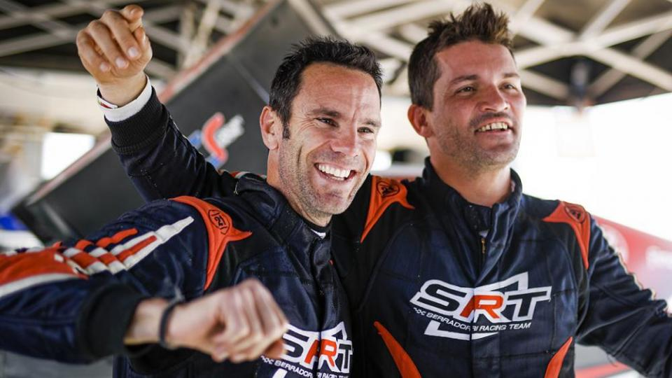 Quién es Mathieu Serradori, el piloto amateur y solidario que ganó la etapa del Dakar