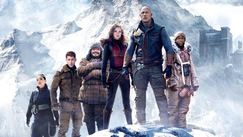 Top Ten del cine: entre Frozen y Jumanji