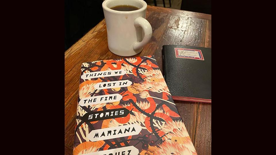 Patti Smith recomendó un libro de Mariana Enriquez