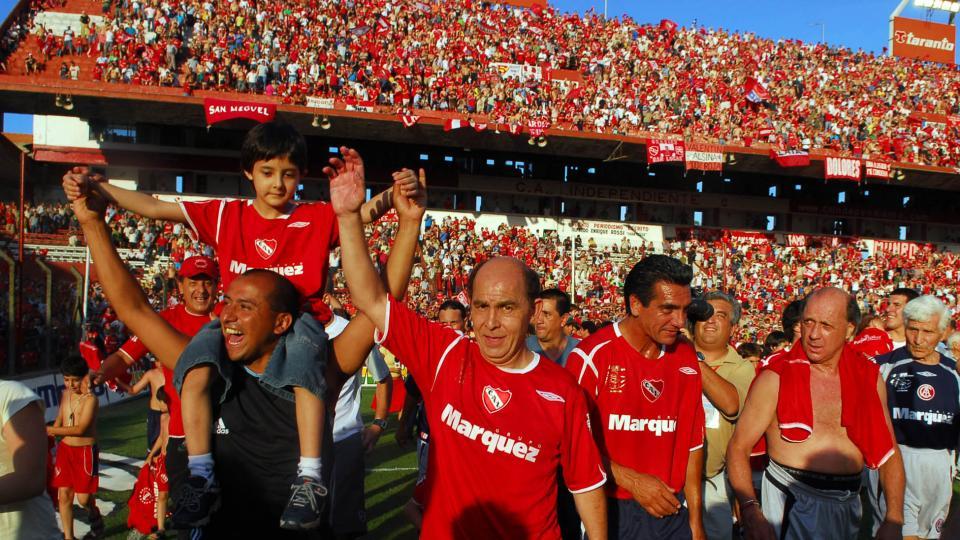 """Independiente quiere ponerle """"Ricardo Bochini"""" a su estadio"""