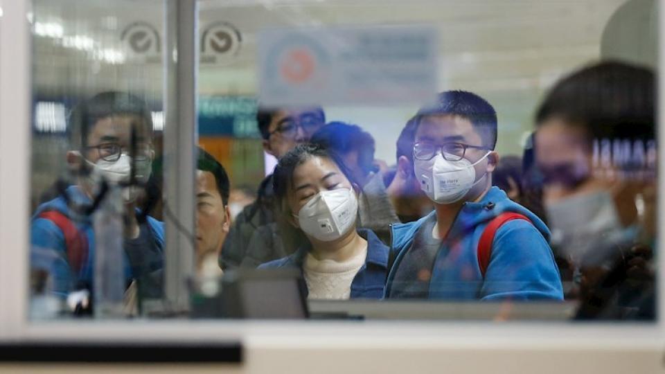 Coronavirus: qué es, cómo se contagia, cuáles son s...  | Página12