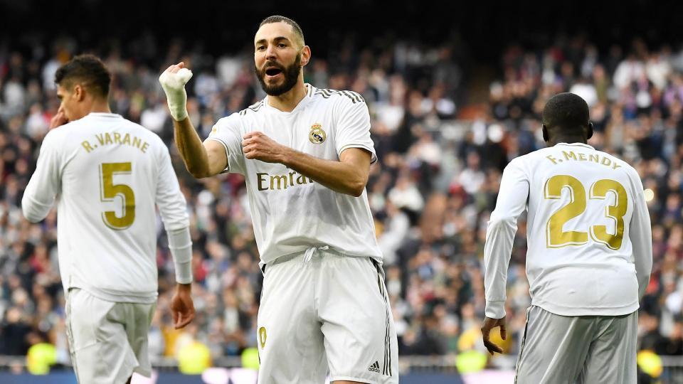 El Real Madrid volvió a amargar al Atlético de Sime...  | Página12