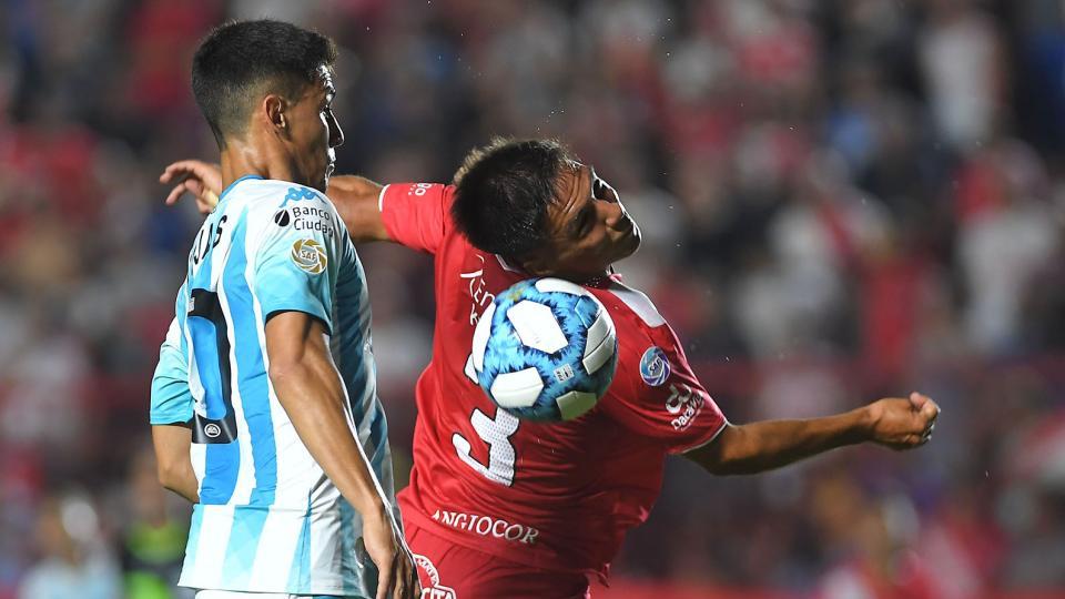 Superliga: Argentinos y Racing empataron 1-1 en La ...  | Página12