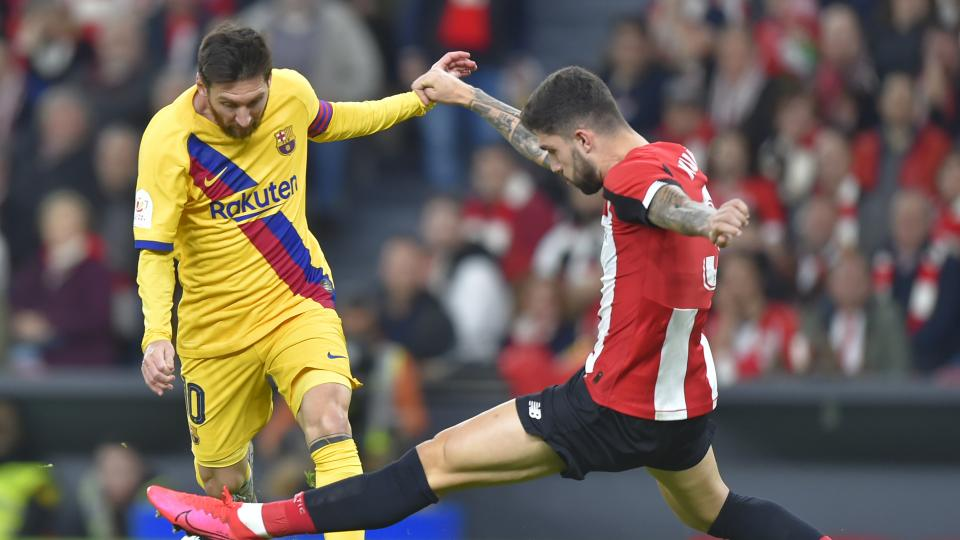 Copa del Rey: Barcelona y Real Madrid fueron elimin...  | Página12