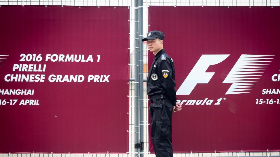 Fórmula Uno: Posponen el Gran Premio de China por el coronavirus