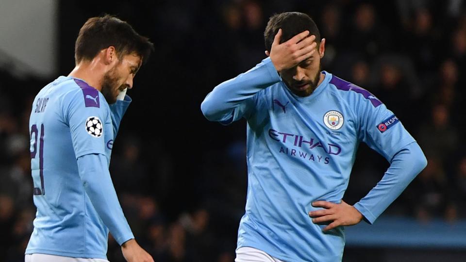 Manchester City, sin Champions por dos años | Dura ...  | Página12