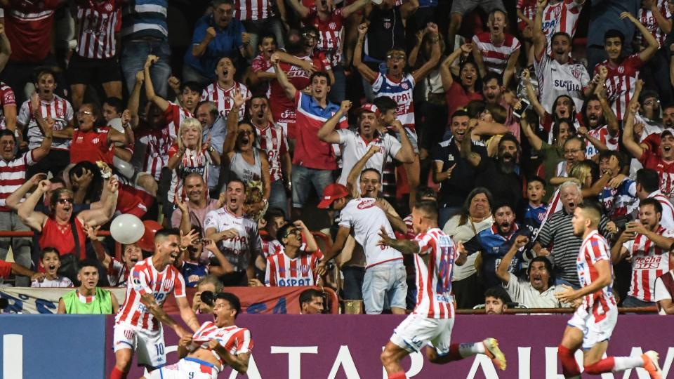 El partido de hoy de la Copa Sudamericana: Unión vs. Atlético Mineiro