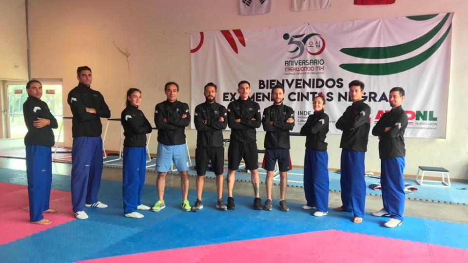 El seleccionado de taekwondo WT le apunta al Preolímpico