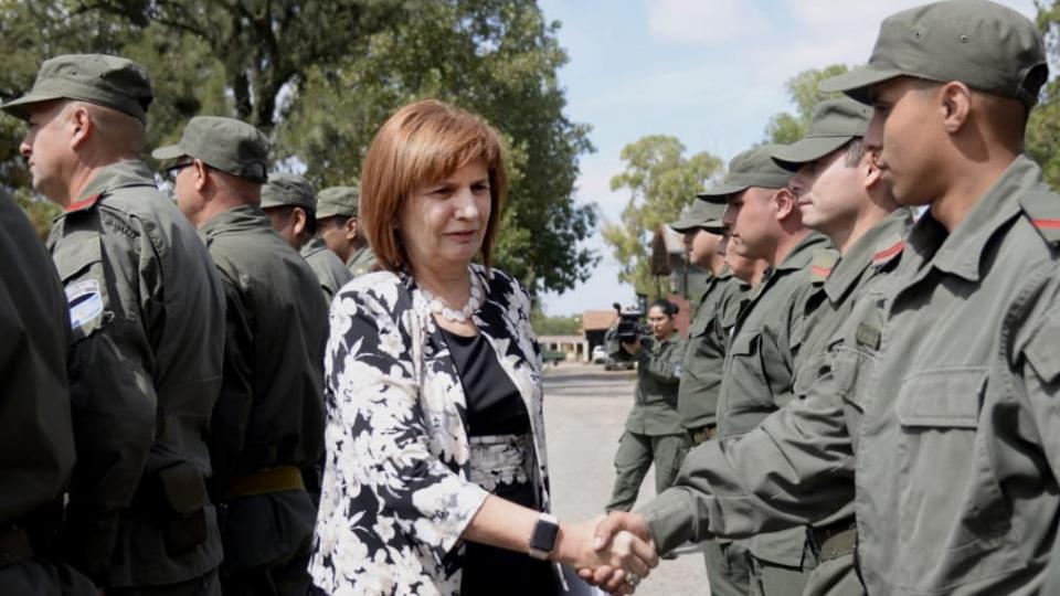 El Gobierno creó el «Servicio Cívico Voluntario en Valores», que estará bajo la órbita de Gendarmería