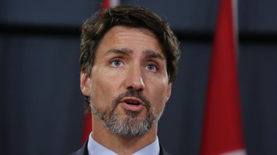 Trudeau se aisló por posible contagio del coronavir...  | Página12