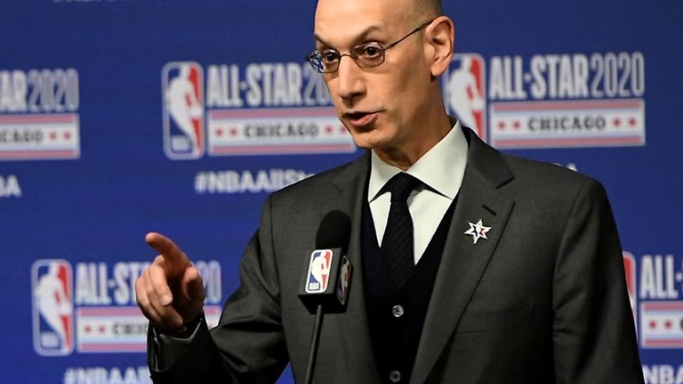 La NBA estudia la manera de salvar la temporada