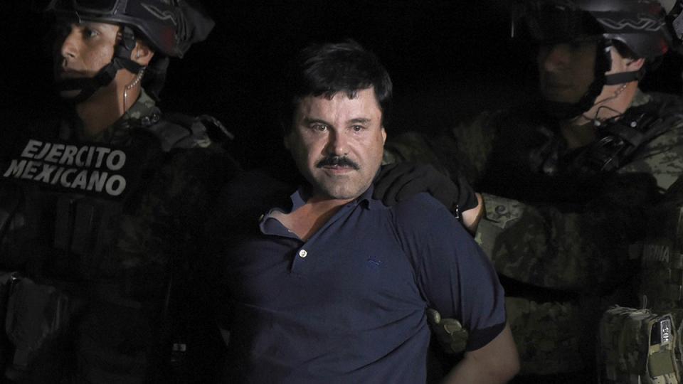 El Chapo Guzmán fue condenado a cadena perpetua, más 30 años adicionales de cárcel.