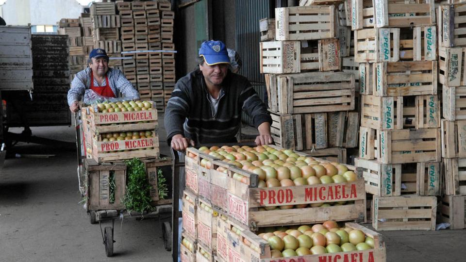 El Mercado Central publicará precios de frutas y ve...  | Página12